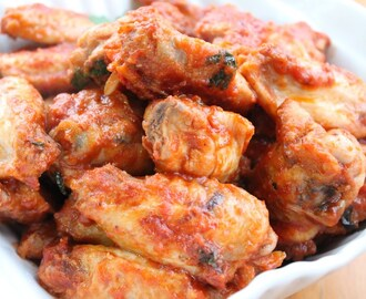 Jollof Chicken Wings: The Greatest Wings That Ever Cooketh