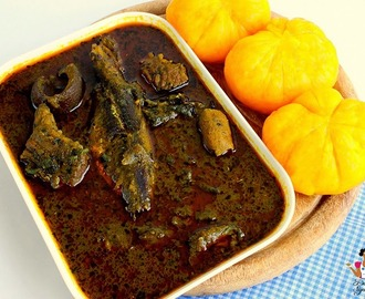 Banga Soup Recipe (Niger-Delta Style Palm nut soup)