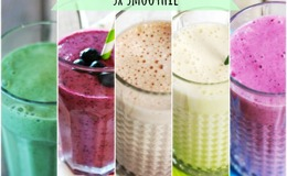 Smoothies...