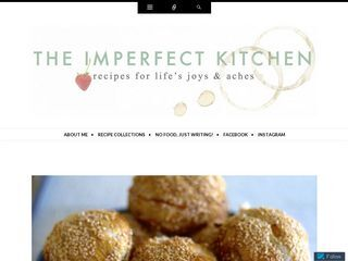 The Imperfect Kitchen
