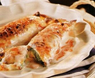 Crepes alle zucchine