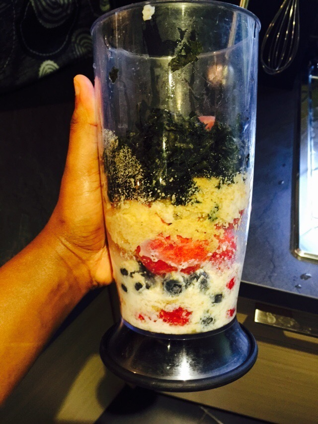 January #fitfam drive – The Stunnababez Smoothie Challenge