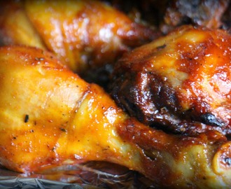 BOBO'S BARBECUE CHICKEN RECIPE!