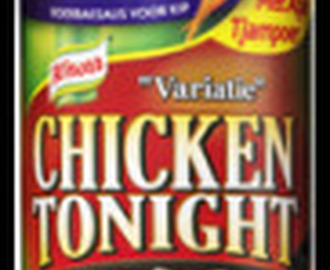 Producttest: Chicken Tonight Ajam Pangang
