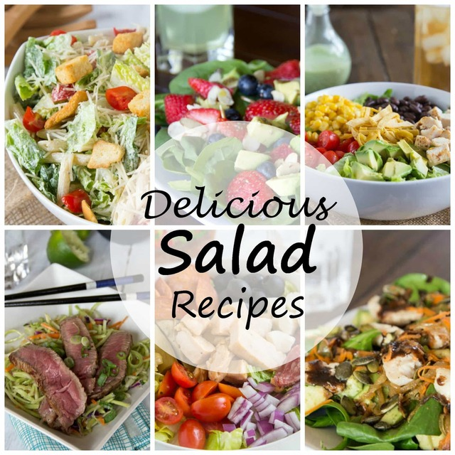 Salad Recipes for Summer