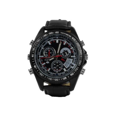 Technaxx video watch med fullhd kamera tx-93, 1920x1080, svart