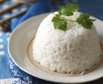Thai coconut rice