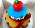 Snow White Birthday Cake | 4.º Aniversario da Beatriz