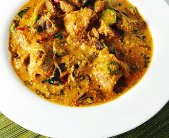 Food Cycle – Ogbono Elegusi Soup