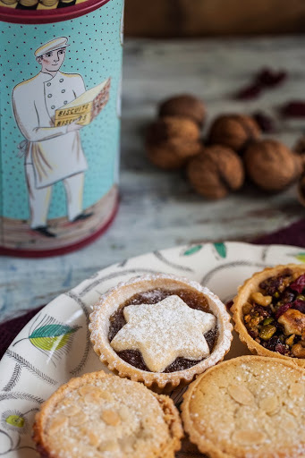 Recipes of Christmas past - mince pies