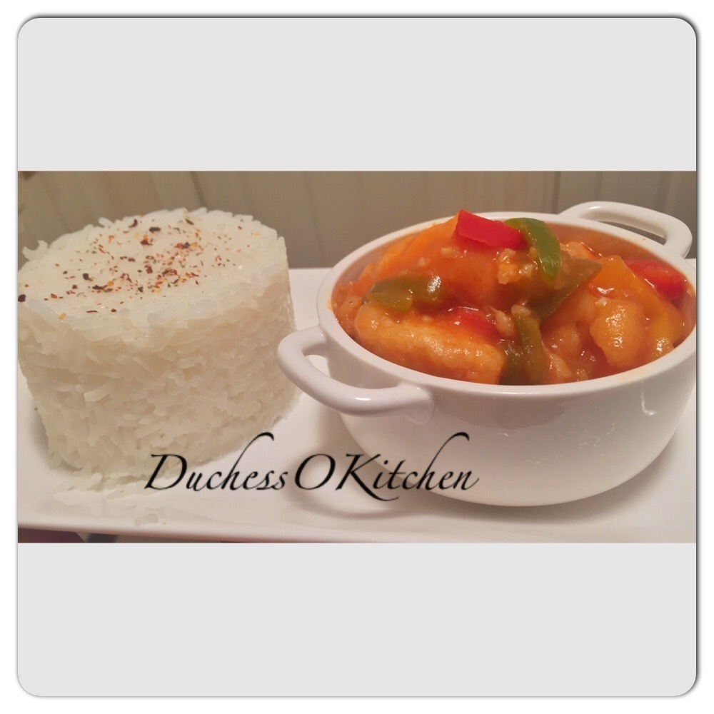 Sweet and Sour Fish Sauce