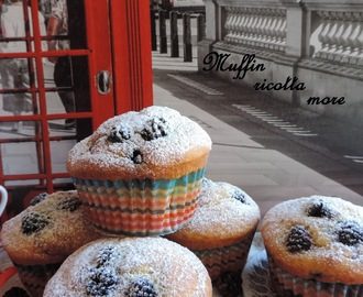 Muffin ricotta e more
