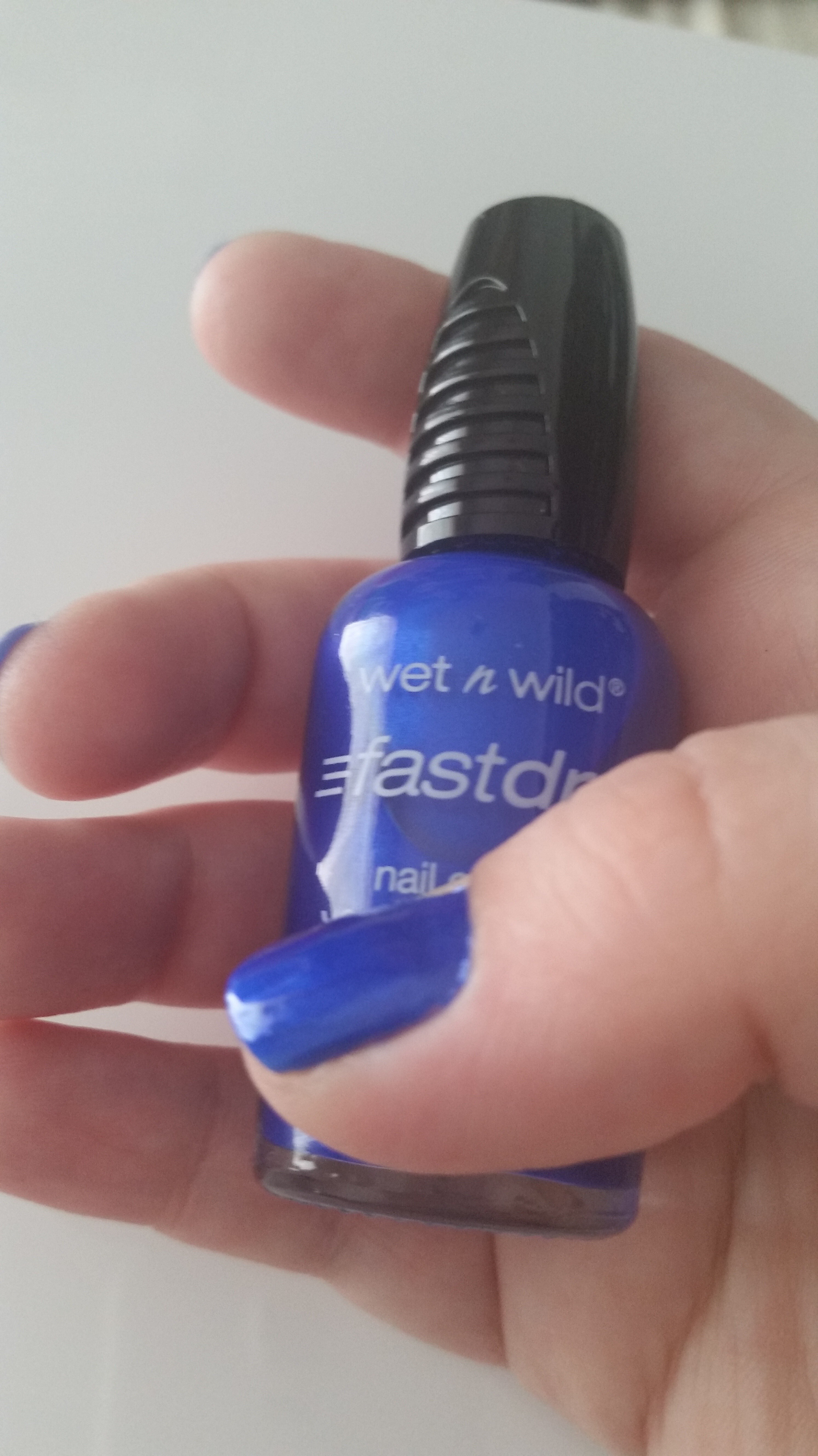 Wet 'n Wild Fast Dry Nail Color
