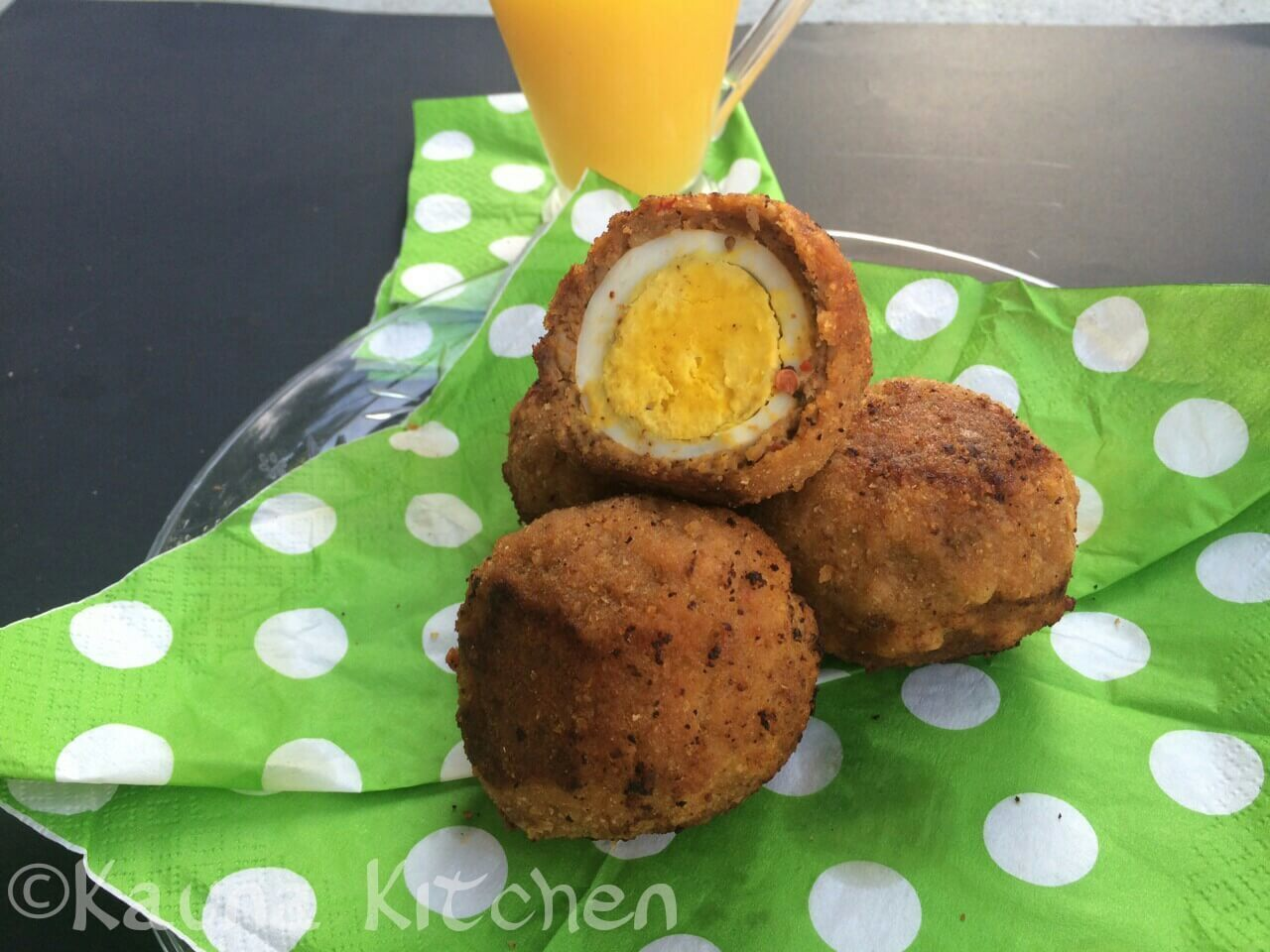 Nigerian Scotch Egg – Guest Post by Nugwa