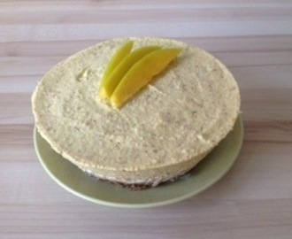 Recept: Mango Cheese cake