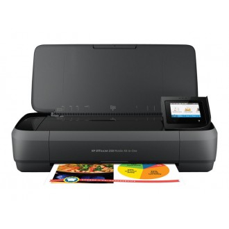 HP Officejet 250 Mobile All-in-One - Multifunktionsskrivare - färg -