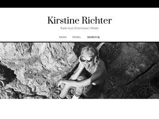 Kirstine Richter | Bloggers Delight