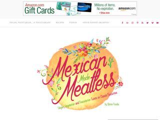 mexicanmademeatless.com