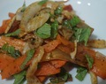 BERBERE ROASTED CARROTS, FENNEL & MINT (RawSpiceBar)