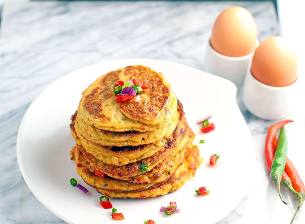 Redefining Yam and Eggs – Pancakes, Waffles & Toasties
