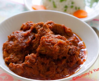 No-fry Beef Tomato Stew