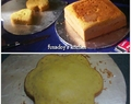 How To Bake A Cake-- Simple Sponge Cake Recipe