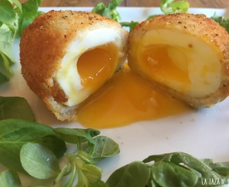 Huevos Escoceses (Scotch eggs)
