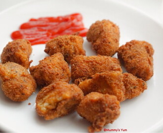 Simple Homemade Chicken Nuggets