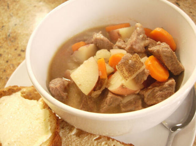 Quick & Easy Beef Stew Recipe