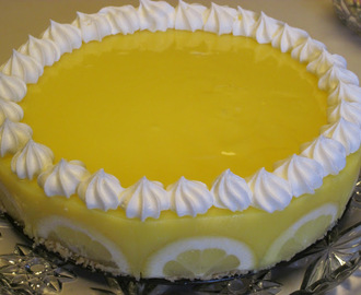 Creamy Lemon Supreme - Easter Dessert