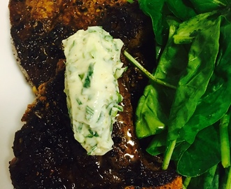 Steak au Poivre – French Bistro Classic with Priscilla's Nigerian Twist