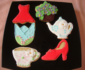 Glasa real (Royal Icing)