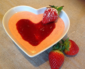 Strawberry Mousse - Valentine's Day Special