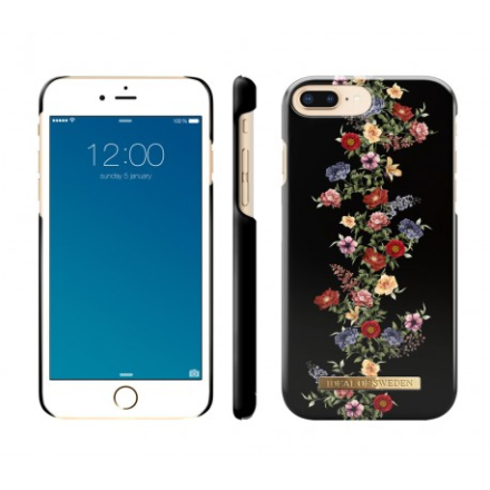 iDeal Of Sweden IPhone 8 Plus / 7 Plus / 6 Plus - Dark Floral - iDeal Of Sweden