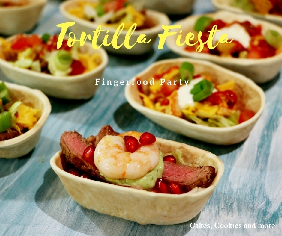 Mini Tortilla Fiesta
