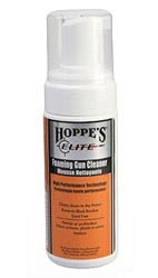 Hoppes Elite Foaming Gun Cleaner Solvent 4oz Pumpflaska