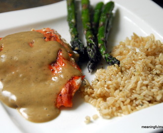 Greek Salmon Sauce