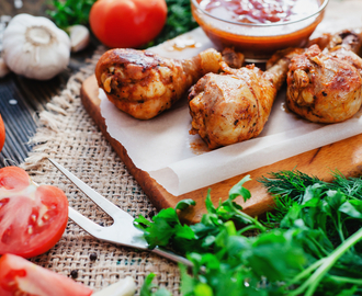Ricette  di pollo: 12 idee facili, gustose e light!