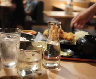 The art of breading and frying at Yabu (House of Katsu)