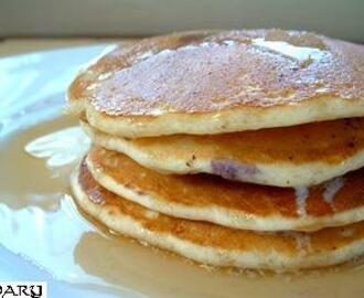 Pancakes and Johnnycakes - the anytime meal