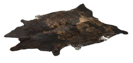 Skandilock Cowhide exotic naturhud - Exotic light