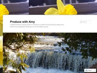 Produce with Amy