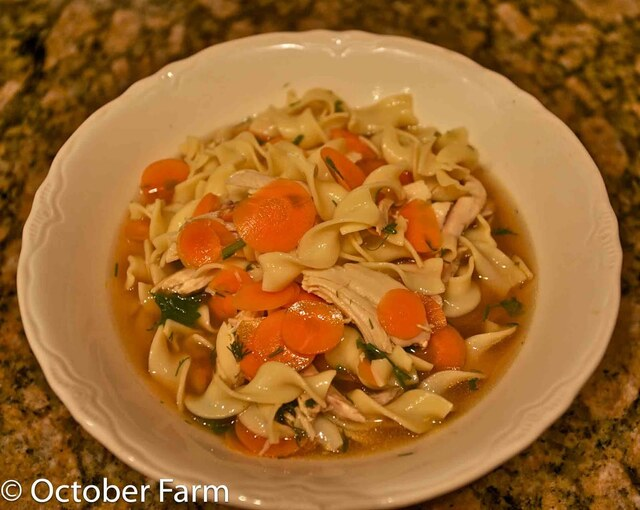 The Best Chicken Noodle Soup You Will Ever Eat