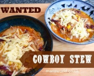 Cowboy Stew – slow cooker recipe