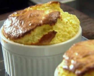 Soufflé au fromage (Cheese Souffle)