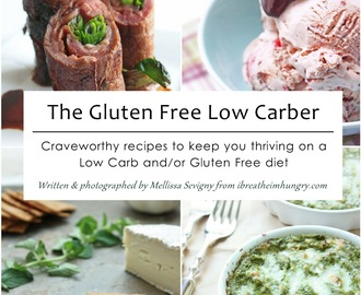 IBIH Cookbook Launch - The Gluten Free Low Carber