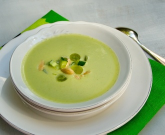 Two Cold Summer Soups