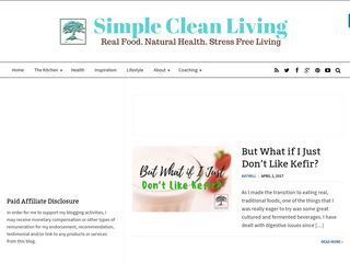 Simple Clean Living