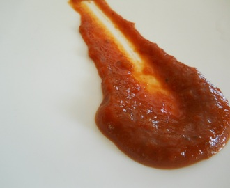 Sauce barbecue à l'érable et piment chipotle
