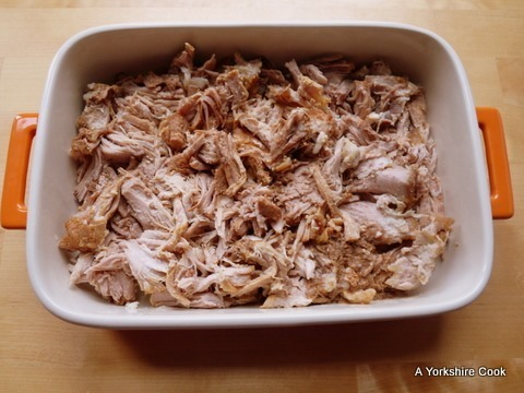 Pulled Pork in the Slow Cooker